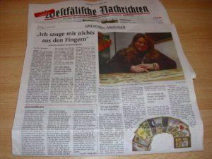 Gabriela Kruse Zeitung